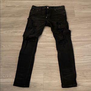 Amiri Men's Thrasher Plus Jeans